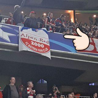 Spiel: FCB - Glasgow am 18.10.17