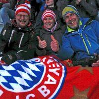 Spiel gegen Hertha BSC Berlin am 24.02.18