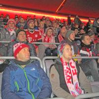 Spiel gegen den BVB am 09.11.19